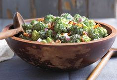 Broccoli Salad :: Recipe Kitchen