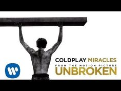 Coldplay - Miracles (Official audio).I love the song,so inspirational!But what I loved was the film!!I can't understand why it got such mixed reviews though!!Masterpiece!UNBROKEN<3