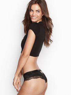 Smooth Logo   Lace Cheeky Panty - Very Sexy - Victoria s Secret 40a8689e8