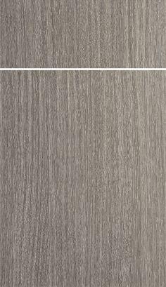 Dura Supreme Cabinetry Alpine Cabinet Door in Boardwalk Oak wood textured High Pressure Laminate