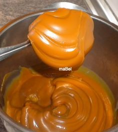 Dulce de leche with Thermomix using condensed and evaporated milk.