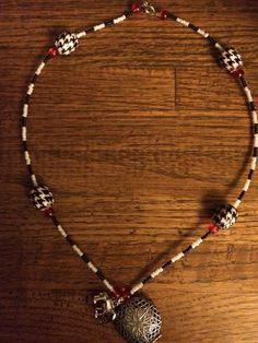 Alabama Diffuser Necklace