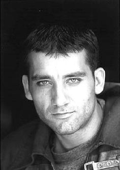 Clive Owen... Tini, how have you not pinned him yet ...