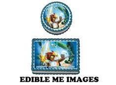 LEGENDS OF CHIMA Lego  Birthday Party by CustomEdibleMeImages, $8.50