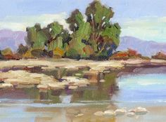 Plein Aire Painting | IMPRESSIONIST PLEIN AIR PAINTING, FREE ONLINE ART LESSON by TOM BROWN ...
