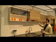 BLUM SERVO-DRIVE for AVENTOS Hardware IBS 2014 - YouTube