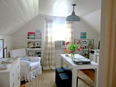 """This is hot discussion! It seems I am talking more and more with new clients, both those remodeling as well as those in new construction, about where to use wood walls or """"shiplap"""" as it is commonly called. It seems everyone is hot for this look and I love it too! Found on bystephanielynn.com When …"""