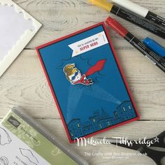 Mikaela Titheridge, Everyday Hero 2017 Stampin' Up!