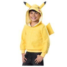 Child Pikachu Hoodie - Pokemon