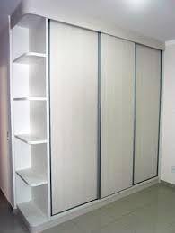 Image result for guarda roupa de canto casal apartamento pequeno