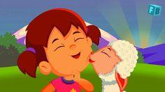 Mary Had A Little Lamb | Nursery Rhymes | Children Songs With Lyrics