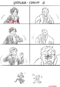 Sherlock Holmes-season three? by SAcommeSASSY; I was rly searching everywhere for the full version of the gif. Now finally it's in my Sherlockian collection.