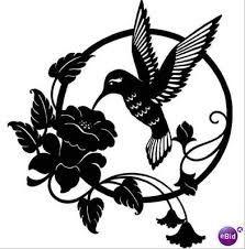 нарисованные цветы черно белые - Поиск в Google