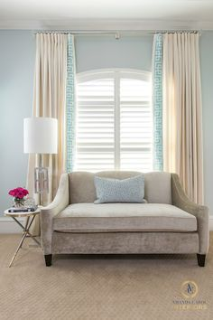 Wall Paint Color Is Sea Salt From Sherwin Williams. Gorgeous Bedroom  Redesign From Amanda Carol