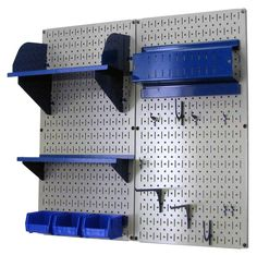 Hobby Craft Pegboard Organizer Storage Kit