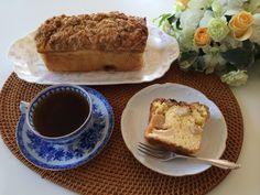 Apple cake アップルクランブルケーキ