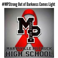 #MPStrong Out of the Darkness Comes Light