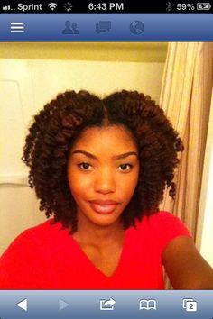 1day... Natural hair beauty