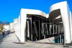 Menton's contemporary Jean Cocteau Museum - so worth a visit!