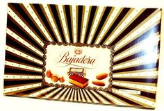 Bajadera.....hands down my favorite chocolate! You can buy it in Croatia, Italy and probably some neiboring countries...and in the states an authentic Italalian store will carry it.