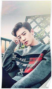 Chanyeol - EXO - Nation's Boyfriend Poster