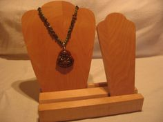 Jewelry display Craft show display Necklace by SpiritInspired, $44.99