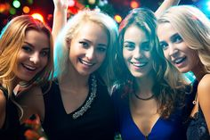 As the holiday party season is arriving soon, I decided to put up a post on how you can turn heads at holiday parties with your charisma and charm!
