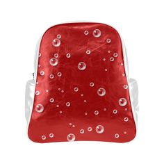 Valentine Heart Multi-Pockets Backpack (Model 1636)