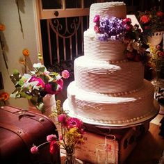 Casamento Gustavo♡Maressa. Bolo lindo!!!
