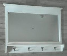 Image result for hall mirrors with shelves and coat hooks