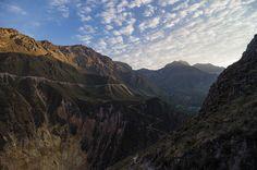Peru, Colca Canyon -our trip around the world