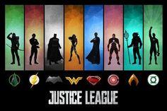 Justice League on Behance Dc Comics Art, Heroes Dc Comics, Dc Comics Funny, Dc Comics Girls, Dc Comics Characters, Marvel Comics, Comic Kunst, Comic Art, Comic Wallpaper