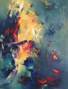 Artista: Cecilia Boggi Título: Una mujer con Sombrero Oleo Sobre Tela 80 x 60 cm Año 2009 A3, Painting, Tela, Artists, Modern Art, Sombreros, Women, Acrylic Paintings, Painting Art