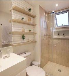 Encantado com os detalhes deste charmoso banheiro! Detalhes fazendo sempre a diferença!❤️ Projeto: Monise Rosa. Snapchat: maisinteriores