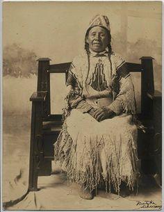 Yakama Woman - Ca. 1900