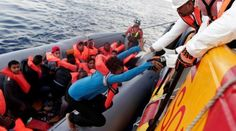 Germany Proposes To Intercept Refugees In The Mediterranean, Send Them Back To Africa - http://www.thefringenews.com/germany-proposes-to-intercept-refugees-in-the-mediterranean-send-them-back-to-africa/