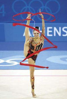 Athens 2004 #rhythmic #gymnastics