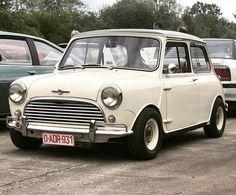 Coming soon, new competition-spec bodyshells for Mini - Mini Owners Club Mini Clubman, Mini Coopers, Classic Mini, Classic Cars, Black Mini Cooper, Austin Mini, Cooper Car, Mini Car, Mk1