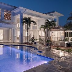 $8,395,000 Mansion in #Naples, FL ✨ Tag someone you'd live with here