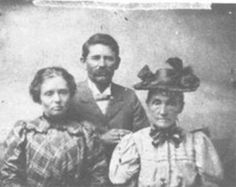 My grandather, Irvin Douglas, His sister, and mother Rebecca Douglas - all AZ pioneers.  Slide show. Click to see them all