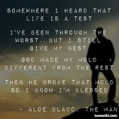 I loved this song when I first heard it and then I realized it was Aloe Blacc....makes sense why I liked it so much.