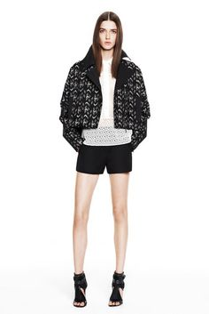 ICB | Pre-Fall 2014 Collection | Vogue Runway