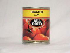 Tomato jam / tamatiekonfyt / remember this / onthou