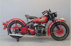Indian 1941 model 741 500cc 2 cyl sv