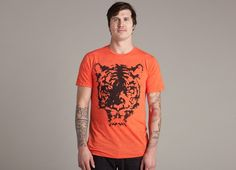 """""""Big Cats"""" - Threadless.com - Best t-shirts in the world"""