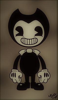 Bendy and the Ink Machine <3
