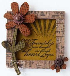 Creations by BA, Art Parts Studio 490 by Wendy Vecchi