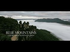 Just look at the marvelous Blue Mountains of Australia.. No words needed... Absolutely Breathtaking Video!