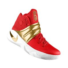 8aebea01c0e42b Kyrie 2 iD Big Kids  Basketball Shoe Nike Basketball Shoes