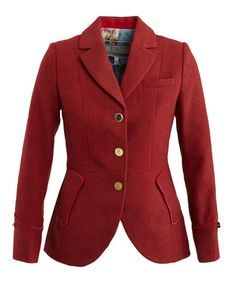 SINNINGTON Womens Tweed Jacket this is actually sold out also way last year but I wanted to share because it's a fantastic piece.!